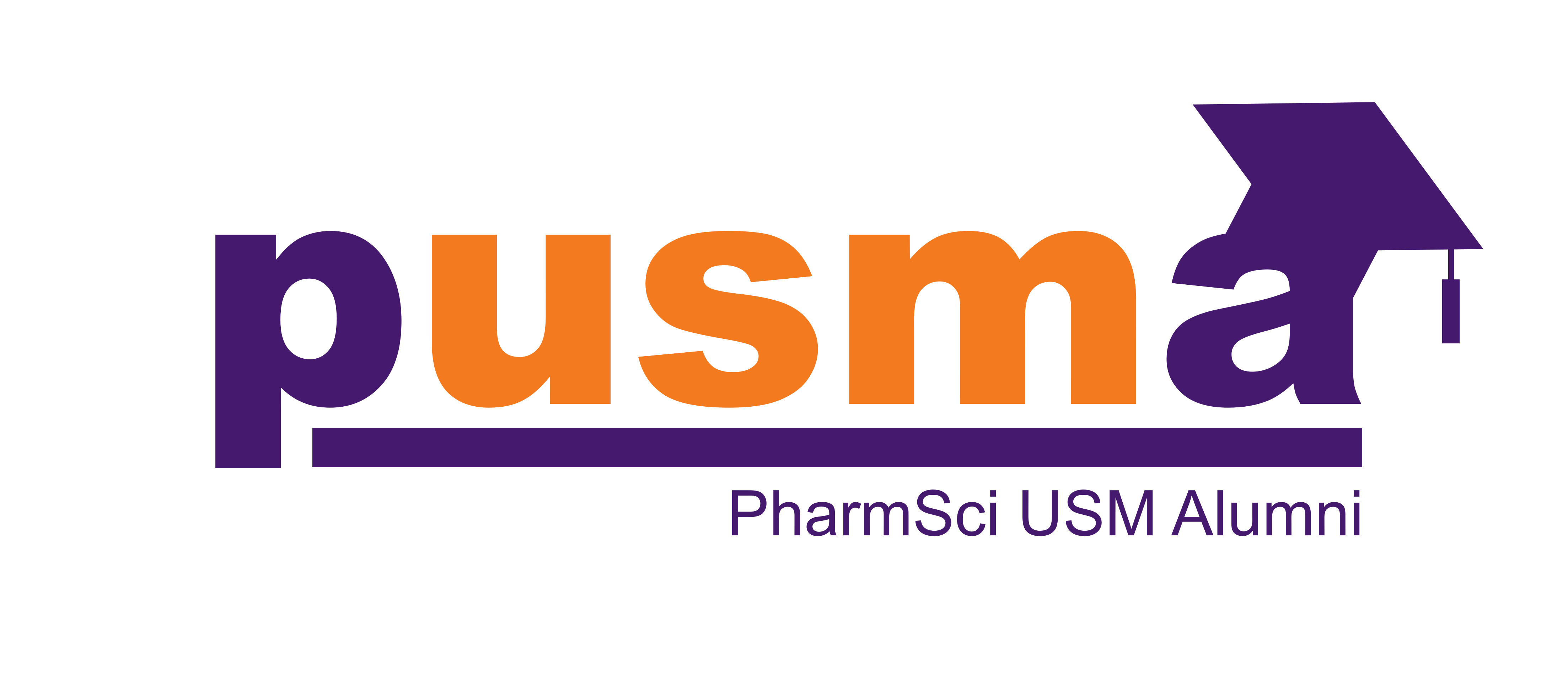 PUSMA logo transparent background